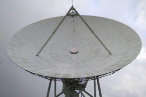 В Украине появился новый радиотелескоп
