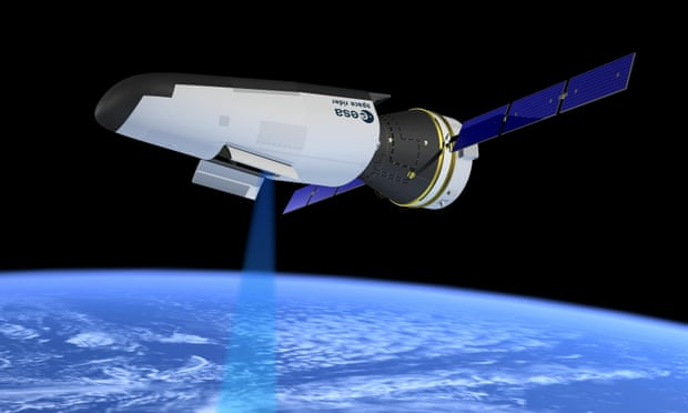 ESA построит первый многоразовый транспортный космолет.Вокруг Света. Украина