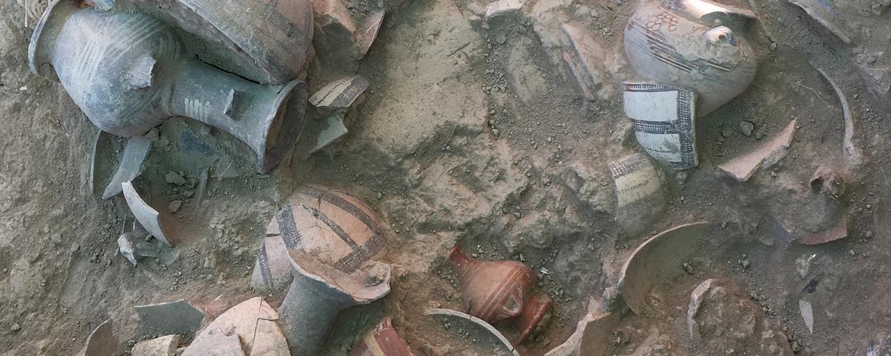 На Кипре обнаружено массовое захоронение, которому 3500 лет.Вокруг Света. Украина