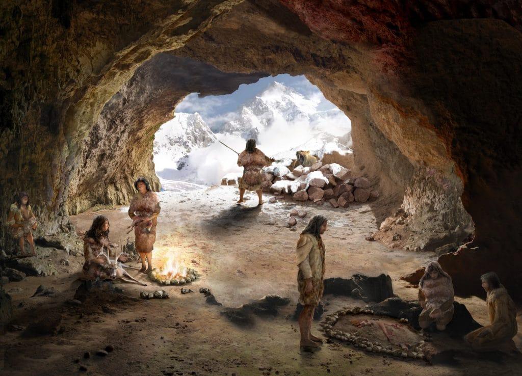 Неандертальцы нормально переносили токсины дыма – исследование