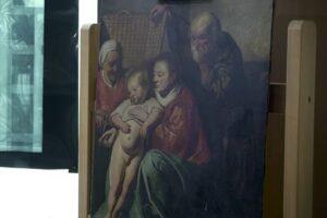 В Бельгии копия 400-летнего шедевра оказалась оригиналом