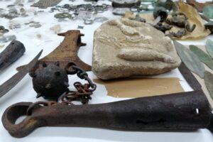 В Сербии задержали контрабанду древних находок из Украины