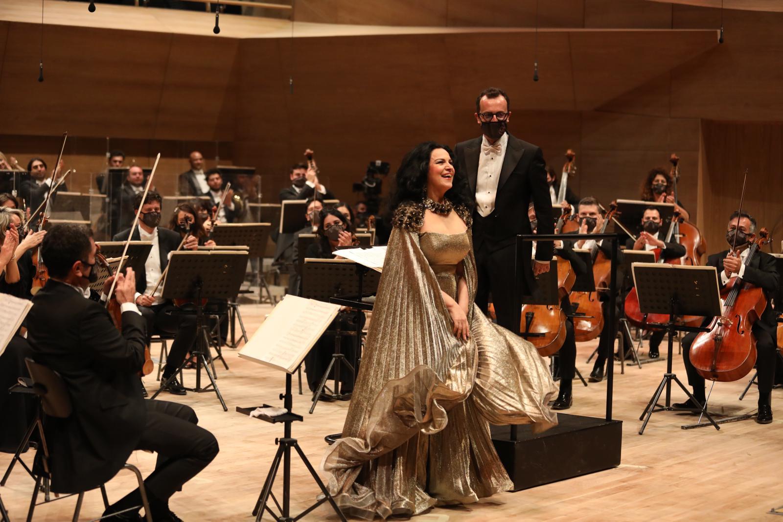 В Анкарі відкрита нова будівля Президентського симфонічного оркестру Туреччини