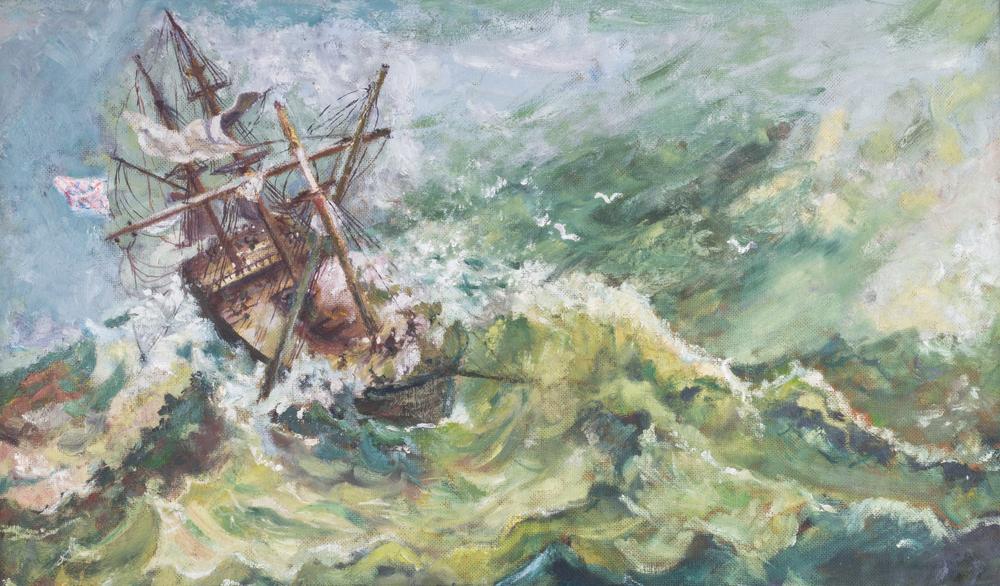 Раскрыта причина гибели затонувшего 250 лет назад корабля