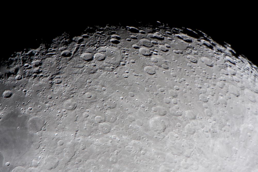 На Луне обнаружили более 100тысяч новых кратеров