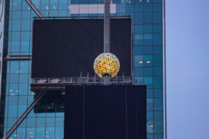 Новогодний шар на Таймс-сквер: у этой традиции украинские корни