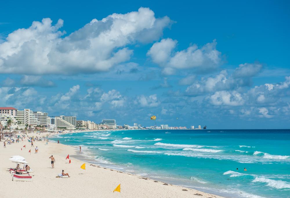 Канкун отдых в Мексике