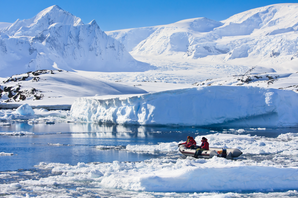 COVID-19 добрался до Антарктиды.Вокруг Света. Украина