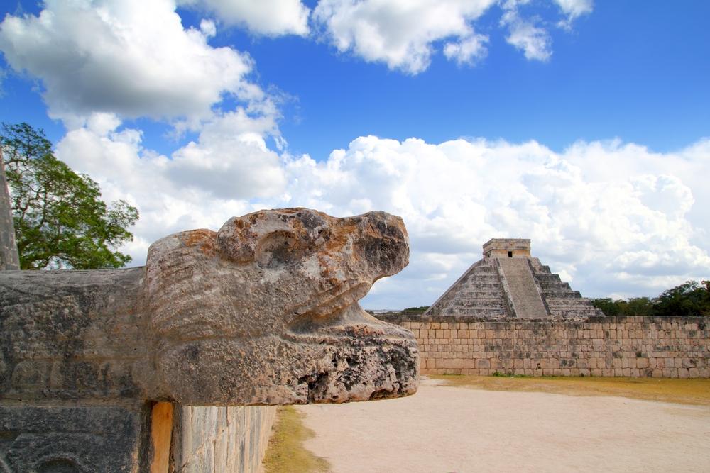 В Мексике расшифровали записи майя на Храме Ягуаров