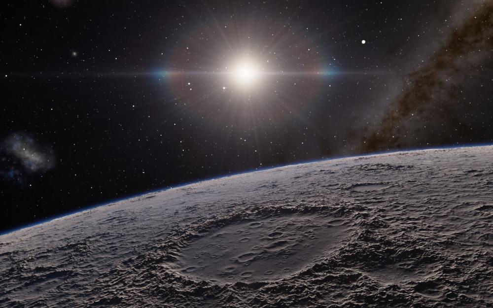 NASA заплатит один доллар за сбор лунных пород.Вокруг Света. Украина