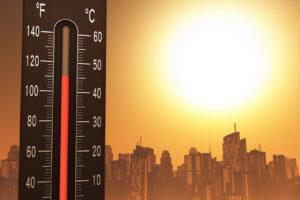 2020 год войдет в тройку самых жарких за всю историю наблюдений