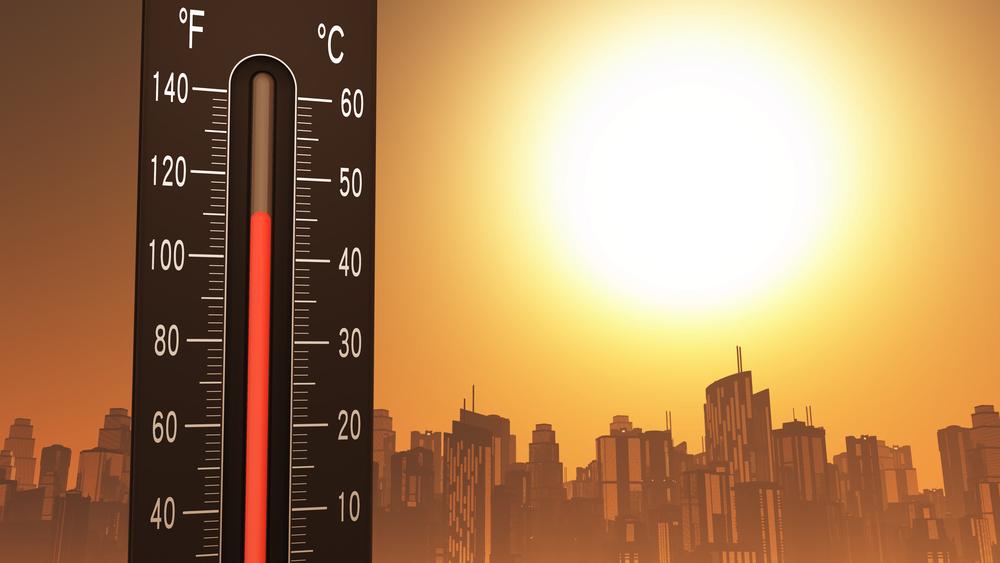 2020 год войдет в тройку самых жарких за всю историю наблюдений.Вокруг Света. Украина