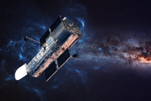 Самые захватывающие снимки Hubble в 2020 году