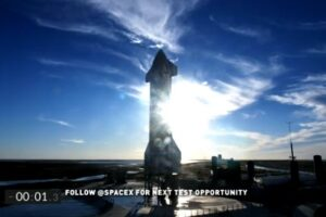 Запуск Starship отменили за секунду до старта