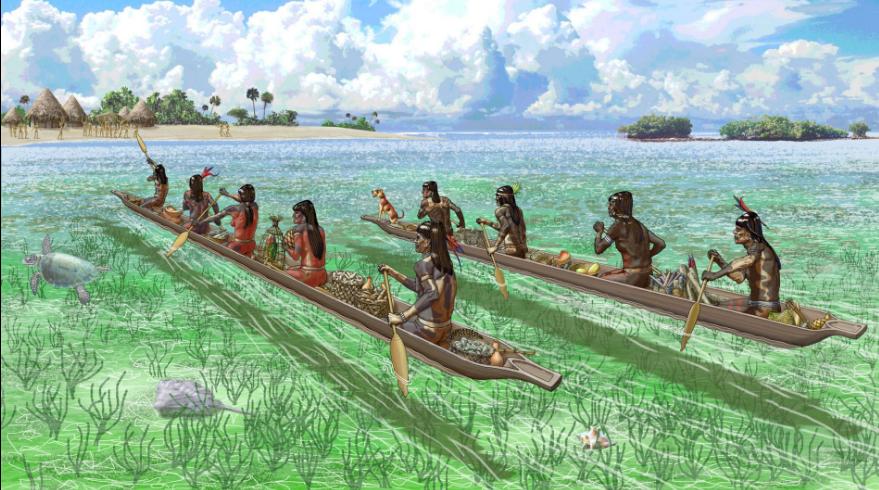 Анализ ДНК показал, что коренных жителей Карибского региона уничтожили еще до Колумба.Вокруг Света. Украина