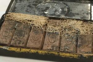 В Австралии нашли 120-летний шоколад от королевы Виктории