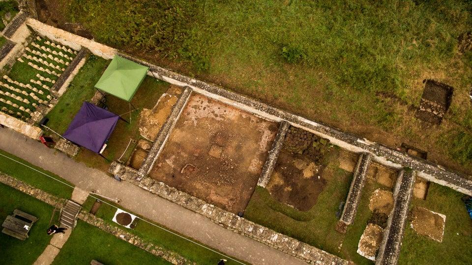 Рим археология