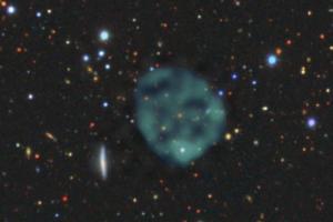 Астрономы обнаружили загадочные круги в небе