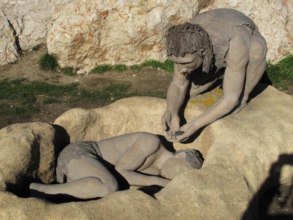 Пещерные люди впадали в спячку подобно медведям.Вокруг Света. Украина