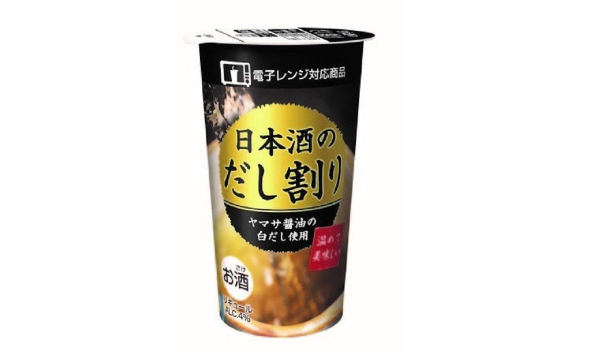 В Японии изобрели алкогольный суп быстрого приготовления.Вокруг Света. Украина