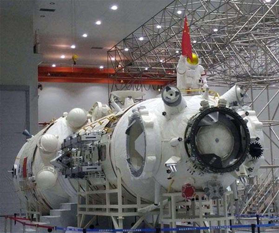 Китай запустит основной модуль космической станции в первой половине 2021 года