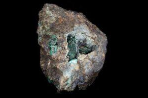 В Великобритании открыли новый вид минералов