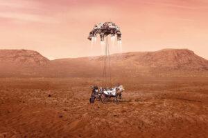 NASA выпустило ролик о приземлении марсохода Perseverance и «семи минутах ужаса»