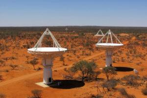 Австралийский телескоп рекордно быстро составил атлас Вселенной