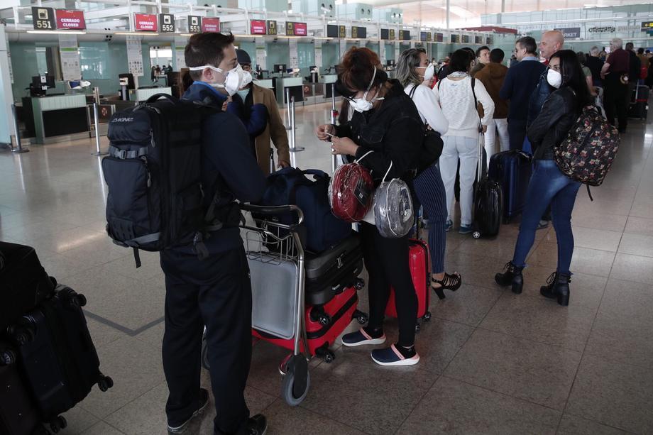 Коронавірус з Китаю: карантин у Європі