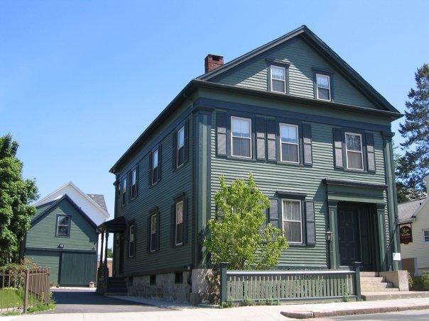 В США продают отель-музей Лиззи Борден, хранящий тайну преступления XIX века.Вокруг Света. Украина
