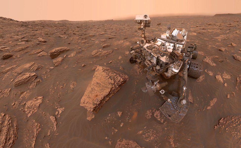Марсоход Curiosity: 3000 марсианских дней на Красной планете.Вокруг Света. Украина