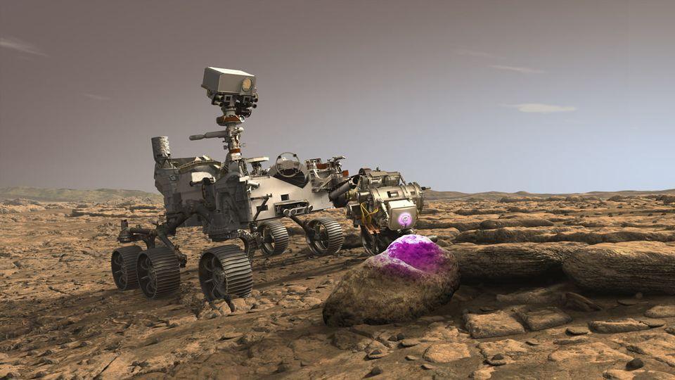 В наступившем году Марс будут осваивать сразу три миссии