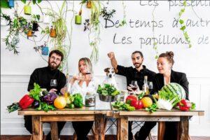 Веганский ресторан во Франции впервые получил звезду Мишлен