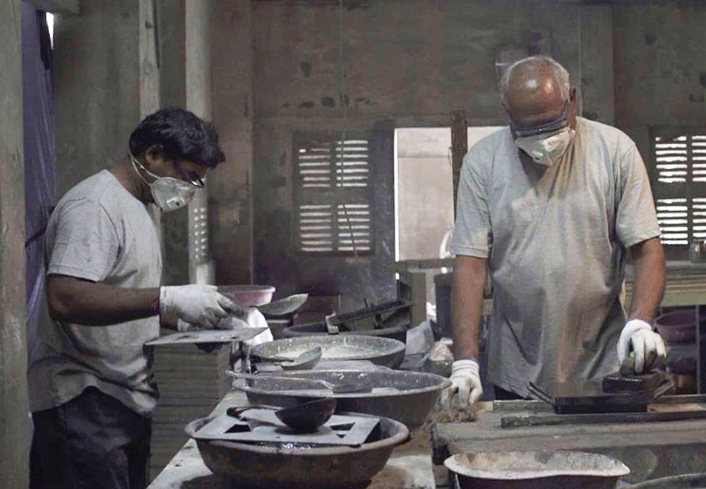 Индийский стартап делает стройматериалы из загрязненного воздуха.Вокруг Света. Украина