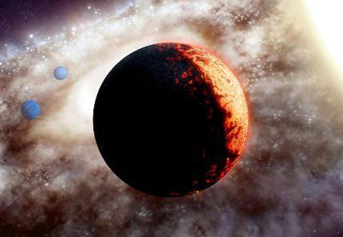 Астрономы открыли в Млечном Пути каменистую и жаркую суперземлю.Вокруг Света. Украина