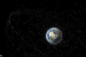 Мусор на орбите Земли угрожает дальнейшему освоению космоса