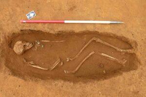 Раскопки в Нортгемптоншире: тысячи предметов из разных эпох найдены на небольшом участке