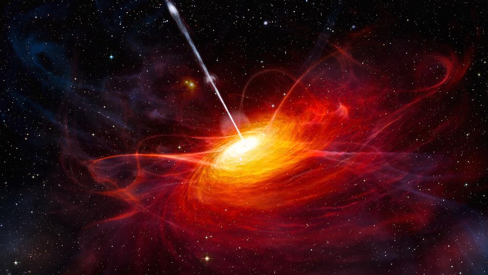 Что такое квазар?