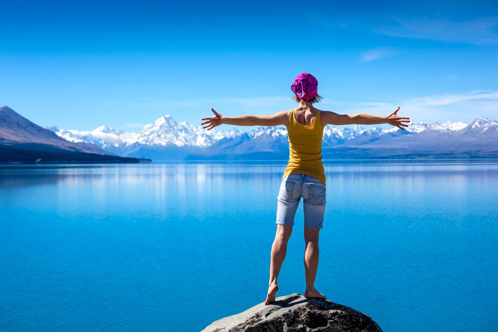 Новая Зеландия просит туристов не копировать блогеров