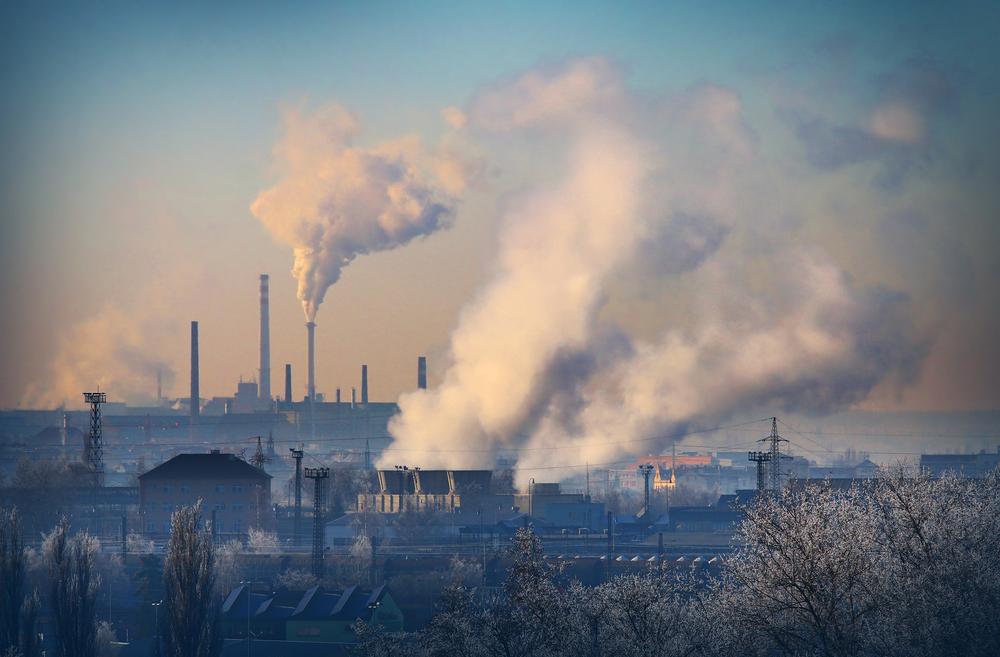 Загрязненный воздух вызывает необратимую потерю зрения.Вокруг Света. Украина