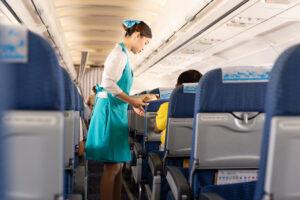 В Таиланде в самолетах запретили даже воду