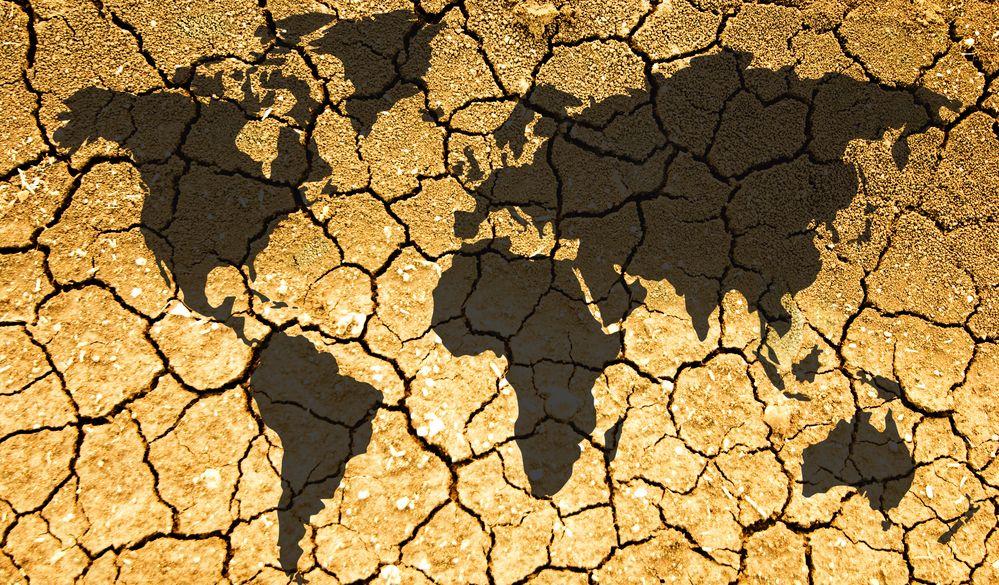 В ближайшие 20-30 лет температура Земли достигнет критической точки