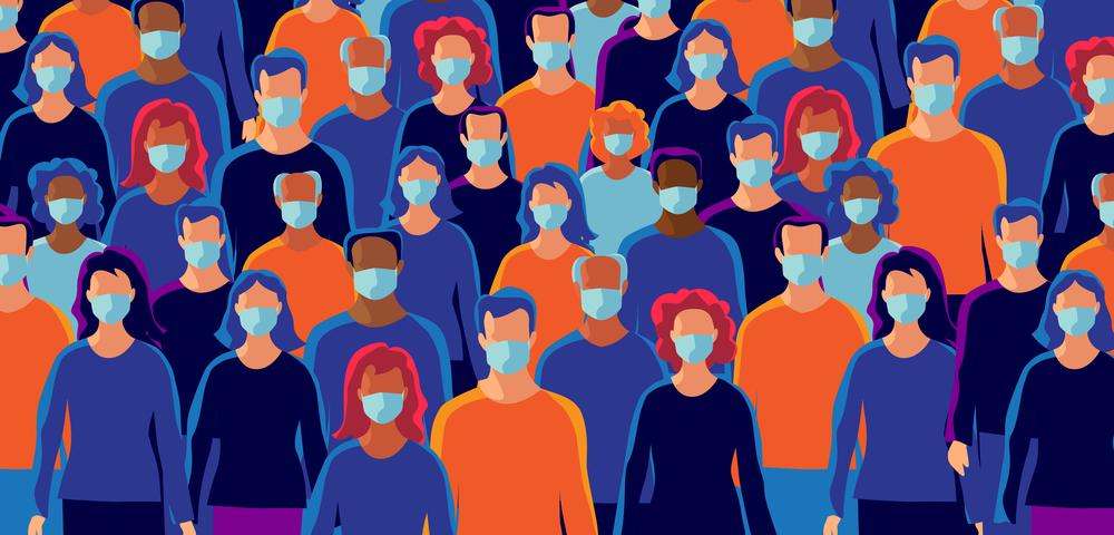 Половина случаев заражения COVID происходит от бессимптомных вирусоносителей.Вокруг Света. Украина