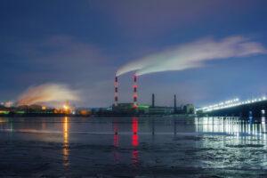 В Киеве загрязнение воздуха уже превысило норму в 7 раз