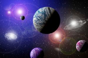 Почему планеты круглые
