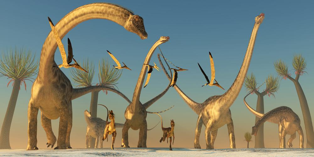 Палеонтологи узнали, как спаривались динозавры.Вокруг Света. Украина