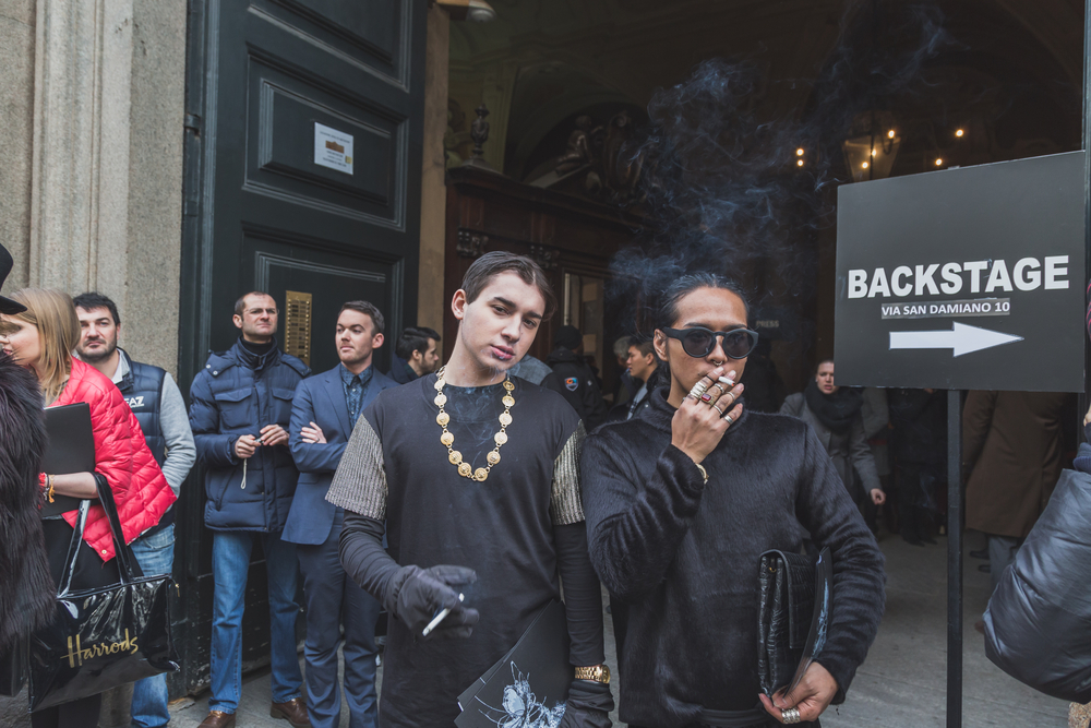 В Милане запретили курить на улице.Вокруг Света. Украина