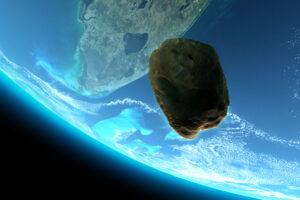На Старый Новый год к Земле приблизится астероид