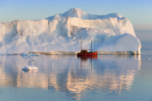 Прачки Европы и Северной Америки загрязняют Арктику пластиком