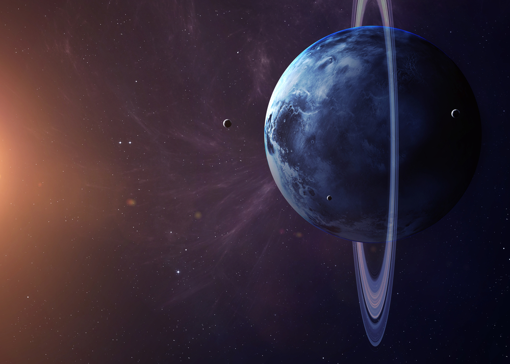 Скоро Уран, Марс и Луна создадут вертикальную троицу.Вокруг Света. Украина